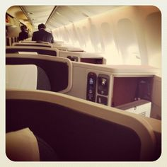 Comfortable business travel