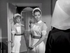 video captures by Lisa at 'The Avengers Image Library' (URL in links) of Emma Peel (Diana Rigg) disguised as a nurse in an episode of 'The Avengers' titled 'The Gravediggers' 29517132 Classic Actresses, English Actresses, British Actresses, Avengers Girl, New Avengers, Wanda Ventham, Diana Riggs, Dame Diana Rigg, Uk Tv Shows