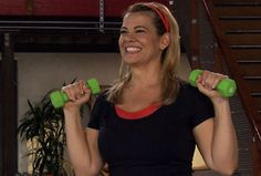 The Facts of Life's Lisa Whelchel shares tips from Lisa Whelchel's Everyday Workout for the Everyday Woman, a DVD geared toward making exercise enjoyable for the working mom.
