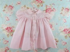 Vintage Baby Dress Lord and Taylor