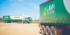 Take the pain out of your new lawn project! Have your new lawn delivered direct to your door onboard our temperature controlled, refrigerated transport.