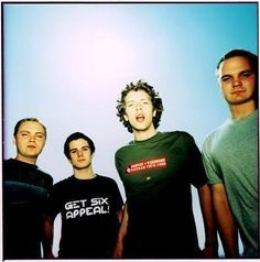 Coldplay--oh they were so cute when they were young and decent musicians.