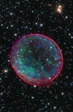 Very spectacular space images, fascinating. Thank you. / Çok muhteşem uzay görüntüleri, büyüleyici. teşekkürler.SNR 0509