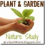 Gardening with Kids: Creating a Plant & Garden Nature Study Binder