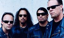 Metallica....oh how I love listening to you while I smoke hookah or when I'm mad! Or anytime really
