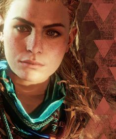 Horizon: Zero Dawn — Aloy