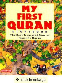 My First Quran Storybook (Saniyasnain Khan)