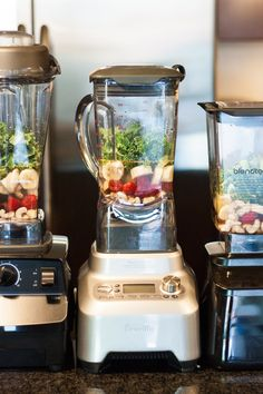 Vitamix, Blendtec, and Breville: Which High-Powered, High-Investment Blender Is Right for You? — Product Review