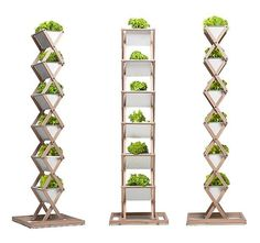 Urbanature's folding garden planter and stand takes urban gardening to new heights. I'm always on the hunt for small space garden products that an urban gardener can easily store out of place when not in use, then unfolds to fit … Read More...