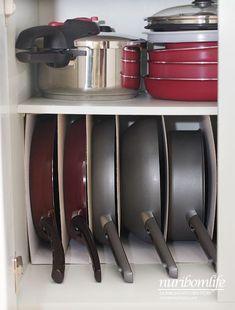 Home Organization Cleaning Apartments 65 Super Ideas Kitchen Pantry Design, Kitchen Organization Pantry, Kitchen Cabinets Decor, Home Organisation, Diy Kitchen Storage, Home Decor Kitchen, Kitchen Furniture, Kitchen Interior, Home Kitchens