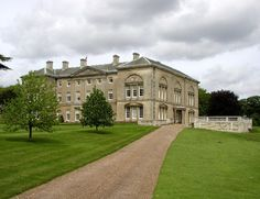 Plum Sykes family home Sledmere House