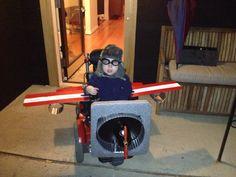 Airplane pilot.