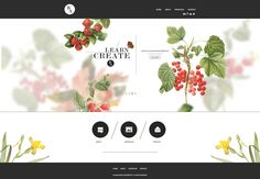 Portfolio Website for inspiration #portfolio #webdesign #inspiration