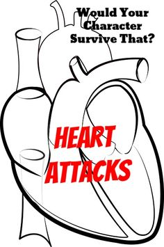 Would Your Character Survive That?: Heart Attacks!