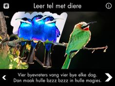 Leer tel met diere in Afrikaans Afrikaans Language, Learn Another Language, Education Architecture, Napoleon Hill, Wedding Art, Animal Tattoos, Humor, Learning, Success Quotes