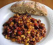 Echte Cowboys brauchen ein richtgies Chili con Carne - Chili con Carne für Kinder (Rezept mit Bild) von Muehle74 | Chefkoch.de