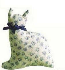 Essa almofada vai alegrar qualquer ambiente !!! (molde disponível)