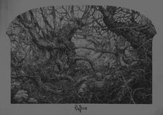 ArtStation - Dark Forest, Daniel Zrom
