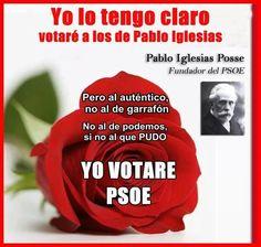 Pablo Iglesias bueno