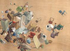Cinta Vidal: El mundo surrealista que todos habitamos