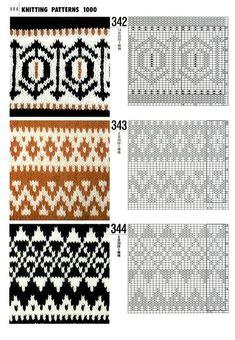"""""""Norske mønstre"""" Dat there Norske knitting ja jeg kan litt norsk Fair Isle Knitting Patterns, Fair Isle Pattern, Knitting Blogs, Knitting Charts, Knitting Stitches, Knitting Designs, Knit Patterns, Stitch Patterns, Free Knitting"""