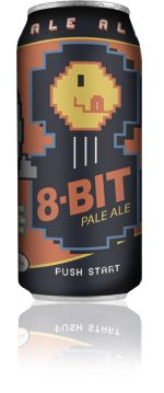 """""""Just like those classic video games we all grew up with, 8-Bit Pale Ale is spectacularly simple at first glance yet remarkably fun and complex when you get into it."""""""