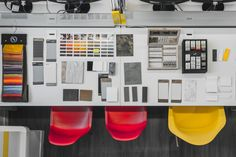 IND Architects Office / IND Architects #workspace #workplace #workstation