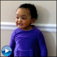 Blessed Baby Sings an Adorable Christian Song... You Gotta See This! - Worship Video
