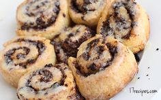 Paleo Cinnamon Rolls Recipe - 17recipes.com