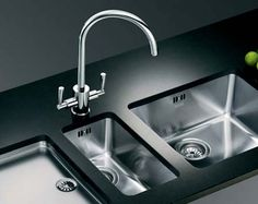 Get best varieties of Steel Kitchen Sink in India and it is the top steel kitchen sink manufacturer in India and also in Delhi. Bass Kitchen Sink is one of the best steel kitchen sink supplier and Best SS Kitchen Sink manufacturer in Delhi. Franke Kitchen Sinks, Franke Sink, Modern Kitchen Sinks, Steel Kitchen Sink, Kitchen Sink Design, Kitchen Sink Faucets, Functional Kitchen, New Kitchen, Cool Kitchens
