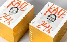 Cookbook designed by Helsinki based Bond for chef and restauranteur Kari Aihinen
