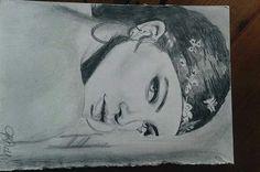 Rihanna sketch  for my bestie xaxa
