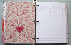 get a journal - make a picture collage on the front and have friends and family write nice things about her :))