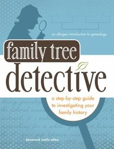 This all-ages guide makes genealogy fun and exciting. Find answers to all your family history questions using the simple, achievable steps found inside. Family History Detective includes: Tips on how to find family history information in your own home Websites, resources and techniques for online research Complete instruction on locating and using census, courthouse and church records An overview of library and archive research Instructions on how to plan, record and organize your research