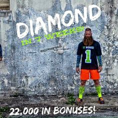 WHAT? HE.SURE.DID!! This business isn't just for ladies! Love seeing these end of month promotions roll in!!   Ex-College professor...  Current Personal Trainer... Now an It Works Diamond Executive leader with a part time income of an average of $2000 a month, PLUS an additional $22,000 in Bonuses!!!  Congratulations Nicholas Wade Kimps!!!