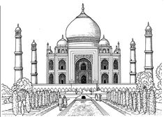 The 'Crown's palace' is situated in Agra, India.From the gallery : India & Bollywood