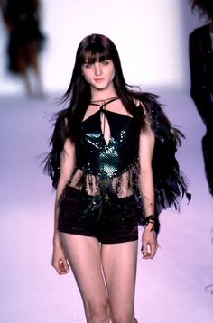Anna Sui Spring 1999