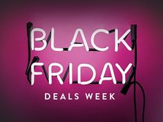 Black Friday & Cyber Monday Deals for Wedding & Event Planning
