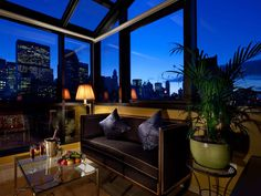 Hôtel Plaza Athénée, New York, New York, New York - Hotel Review & Photos