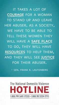 Why women domestic abuse is wrongs?