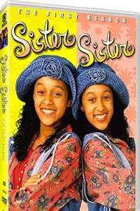 Sister Sister Tv Show in the 90s