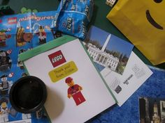 #Lego coloring book thank you