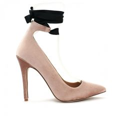 Largos - from betts Mens Shoes Online, Buy Shoes Online, Pointed Heels, Stiletto Heels, Lace Up Heels, Men's Shoes, Taupe, Peep Toe, Rose Gold