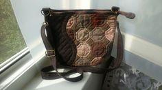 Японский пэчворк сумочка