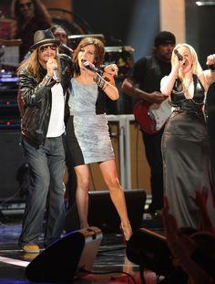 Martina Mcbride and Kid Rock - 2010 CMT Music Awards - Show