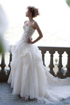 Jillian bridal gowns, bridal gowns,Spring/Summer wedding dresses, wedding dresses series 2013
