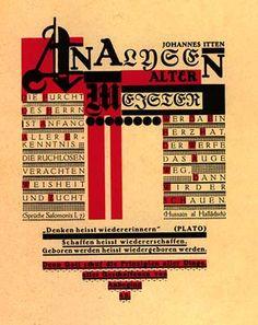 SHK Design: 1920's typography