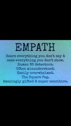 We hurt and are affected by world events and super sensitive to other people's pain. We physically hurt for them. But if they hurt us, a part of us literally dies, especially if we are accused of something we did not do. Infp, Empath Abilities, Psychic Abilities, Empathy Quotes, Intuitive Empath, Empath Traits, Highly Sensitive Person, Sensitive People Quotes, Infj Personality