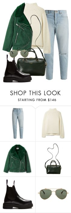 """""""Sin título #4220"""" by camilae97 ❤ liked on Polyvore featuring Yves Saint Laurent, Theory, Eytys and Givenchy"""