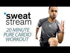 20 Minute Pure Cardio HIIT Workout for Speed, Endurance, and Weight Loss w/ Millionaire Hoy - YouTube
